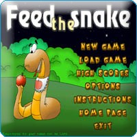 Feed the snake